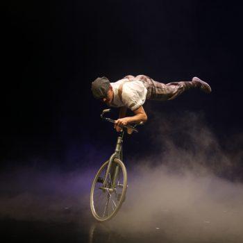 Kunstrad Akrobatik